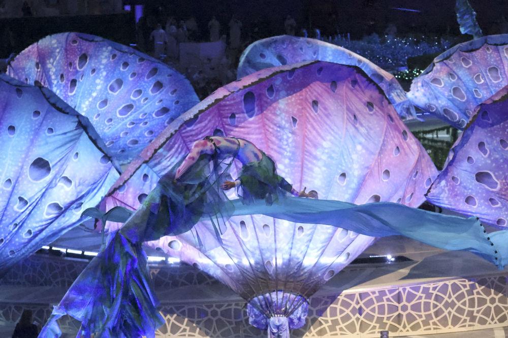 افتتاح «اکسپو-2020» در دبی، نخستین نمایشگاه جهانی خاورمیانه