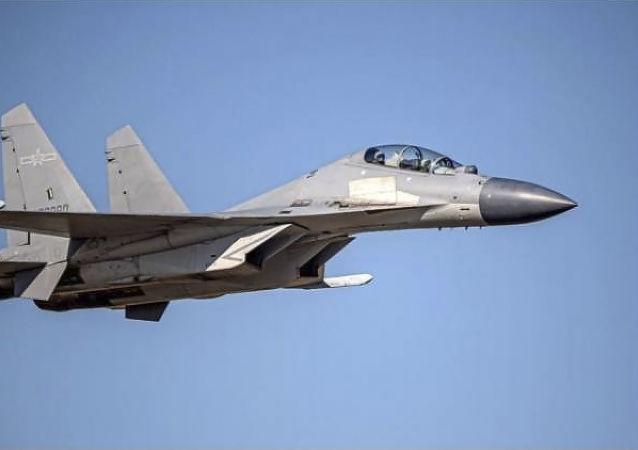 نقض حریم هوایی تایوان توسط 38جنگنده چینی