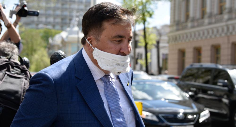 رییسجمهوری پیشین گرجستان بازداشت شد