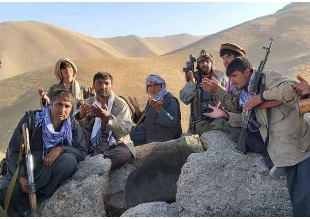 غنی اندرابی: زیر فرمان احمد مسعود، محکم در برابر گروه طالبان ایستادهایم