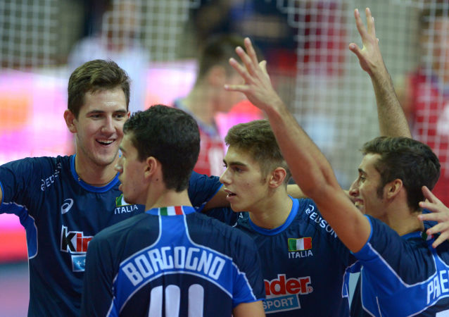 تیم والیبال ایتالیا