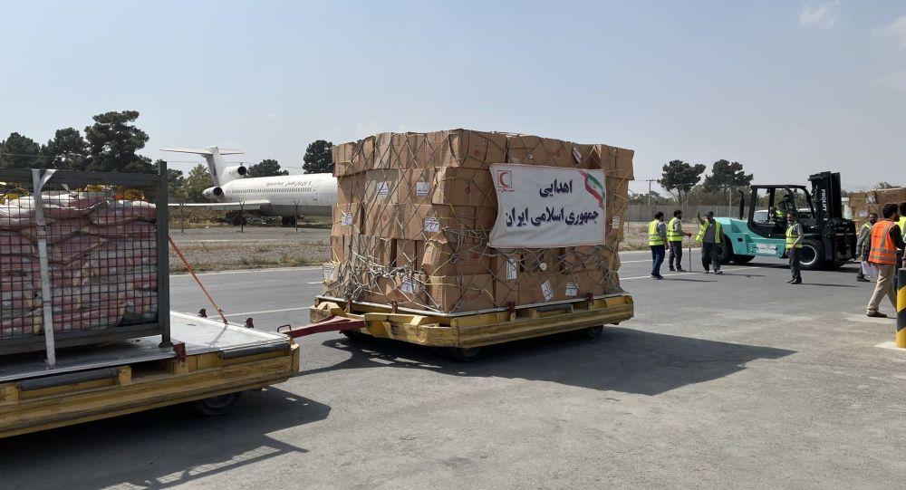 ایران از رسیدن ششمین محموله کمکی به افغانستان خبر داد