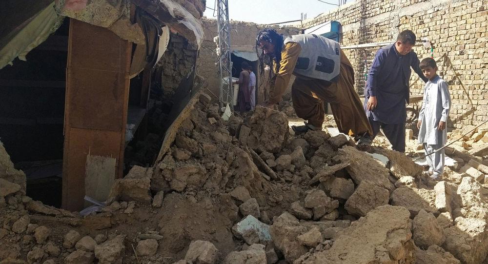 وقوع زلزله مرگبار در پاکستان