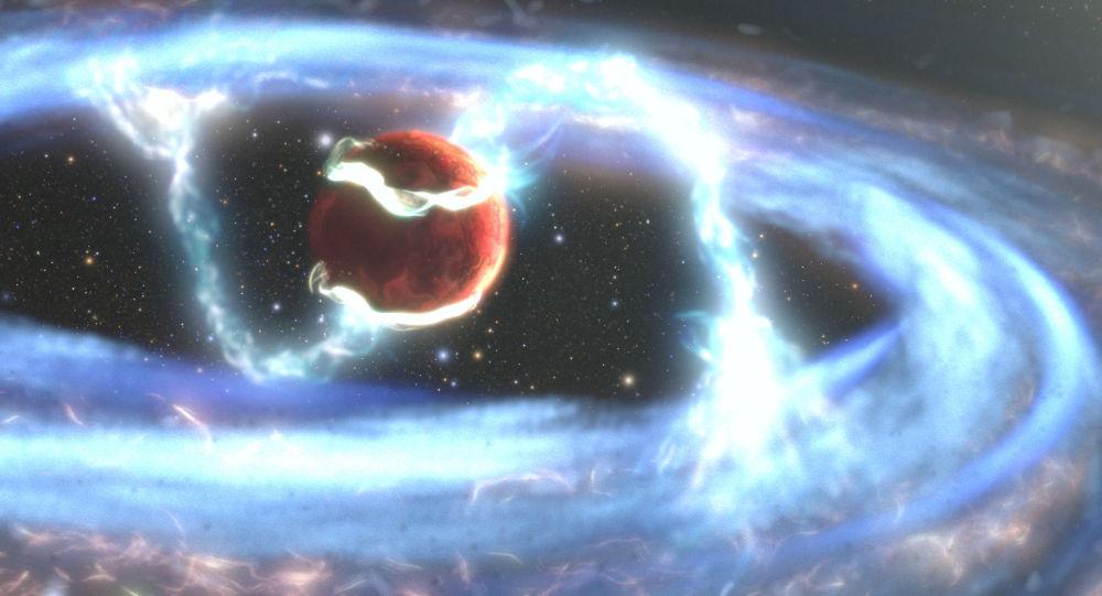 کشف یک ماده غیرمعمول در سیاره فراخورشیدی
