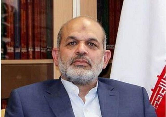 وزیر داخله ایران خواستار مجازات عاجل عوامل یورش انتحاری مسجد شهر کندز شد