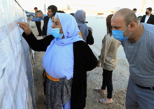 برگزاری انتخابات پارلمانی زودهنگام در عراق