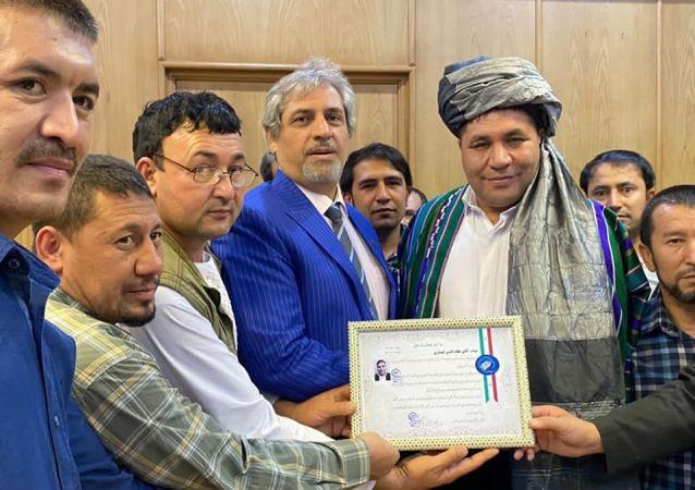 قیصاری به عنوان نماینده مهاجران افغانستانی در ایران گماشته شد