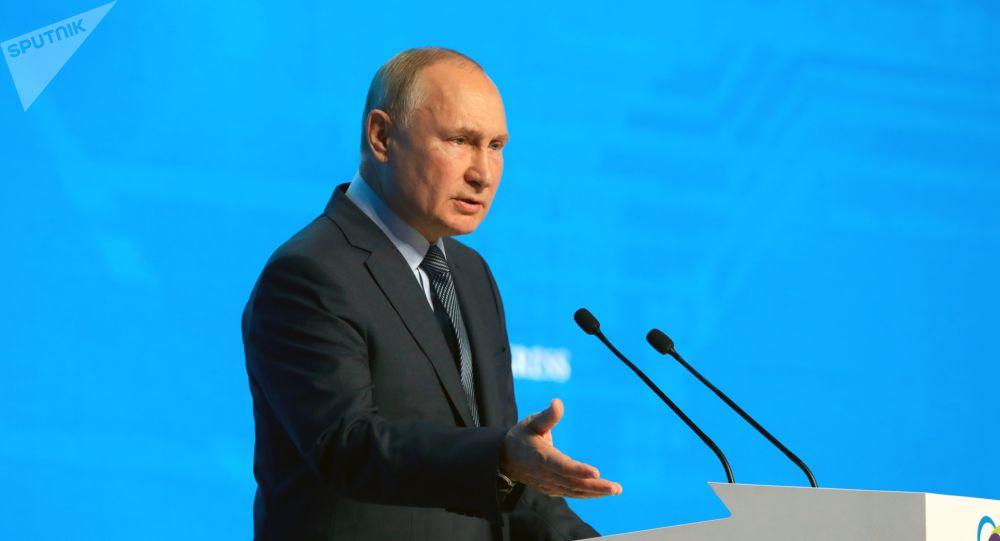 هشدار پوتین به اروپا، چینیها را شگفت زده ساخت