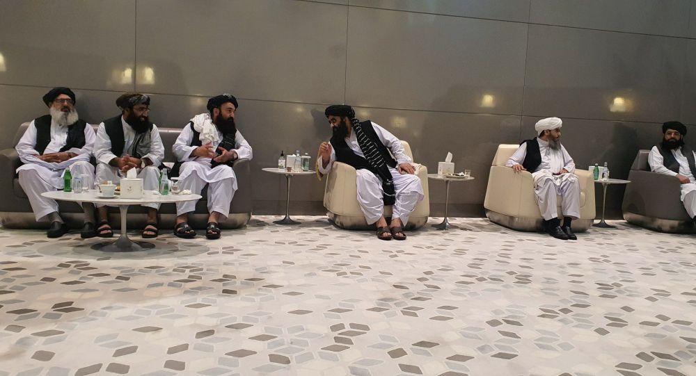 منبع: هیات طالبان وارد انقره شد