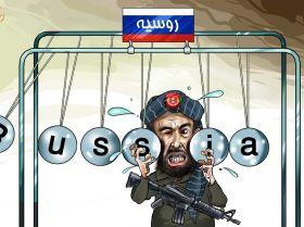 هشدار پوتین درباره تهدیدات احتمالی از جانب افغانستان