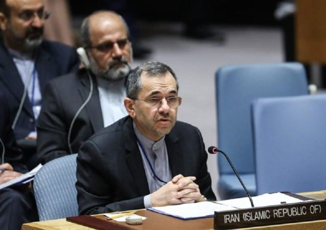 «مجید تخت روانچی» نماینده دائم جمهوری اسلامی ایران در سازمان ملل