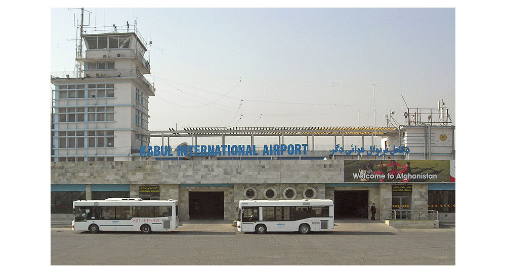 میدان هوایی بین المللی کابل