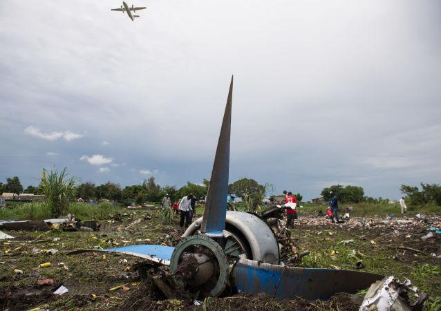 سقوط هواپیمای حامل داکتران در بولیوی