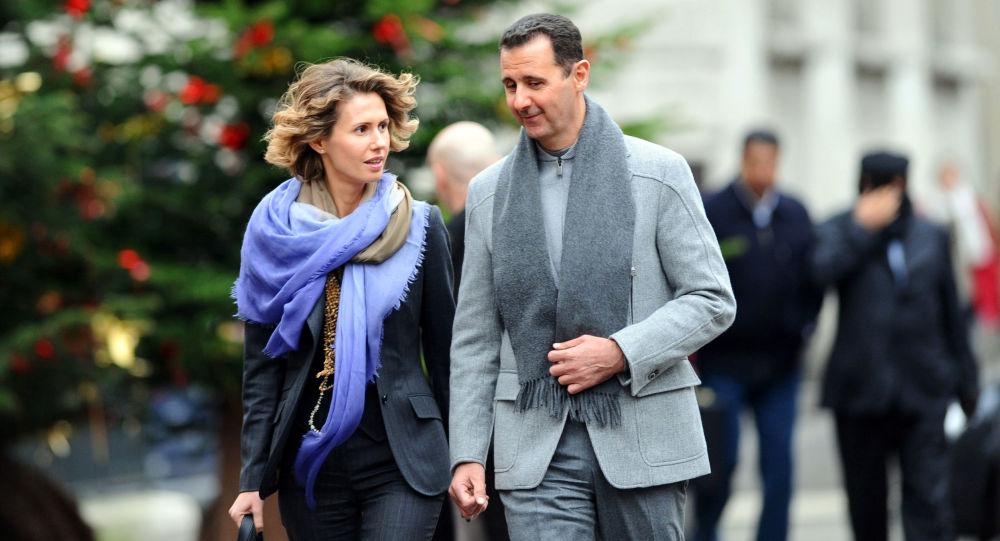 بشار اسد واکسین «اسپوتنیک وی» گرفت