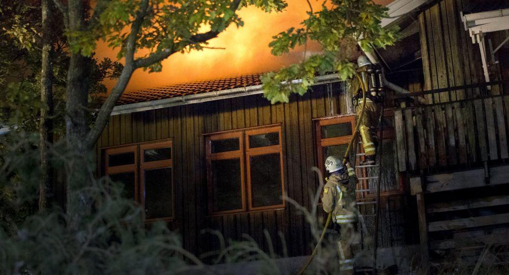 خاموش شدن آتشسوزی در جنگل ترکیه
