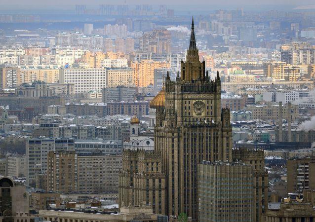 اعتراض وزارت خارجه روسیه به نقض مرزهای این کشور توسط آمریکا