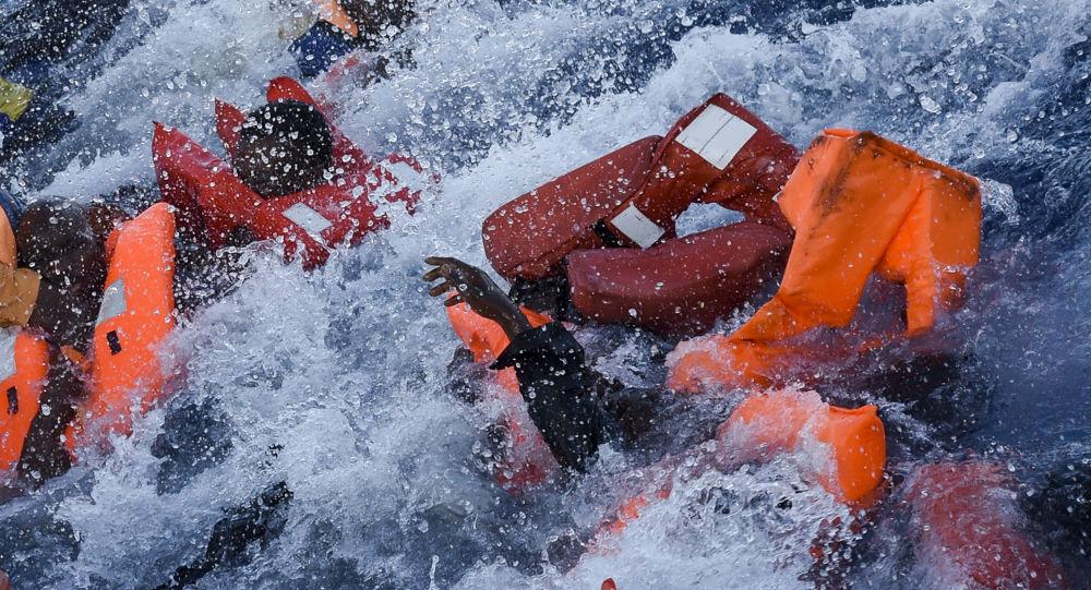 بار دیگر بیش از 70 مهاجر در بحیره مدیترانه غرق شدند