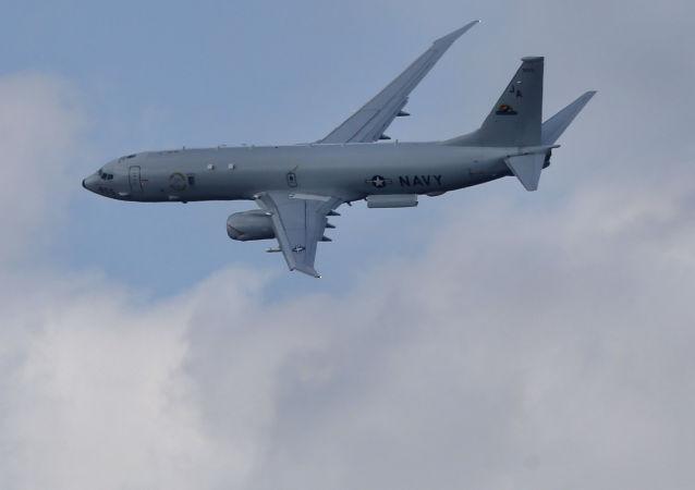 فرو افتادن یک هواپیمای نظامی در امریکا