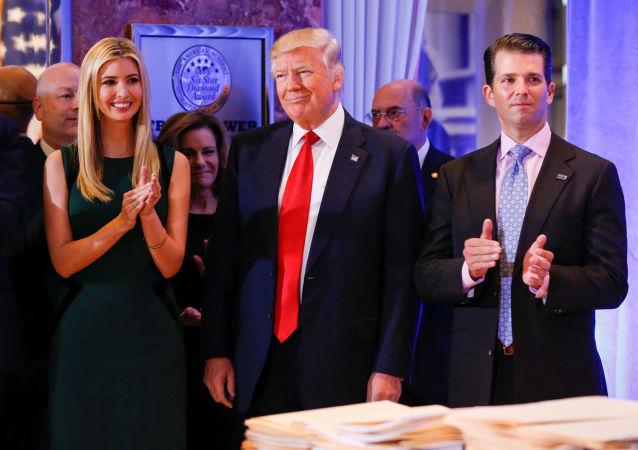 پيش بيني زندان برای ترامپ و فرزندانش
