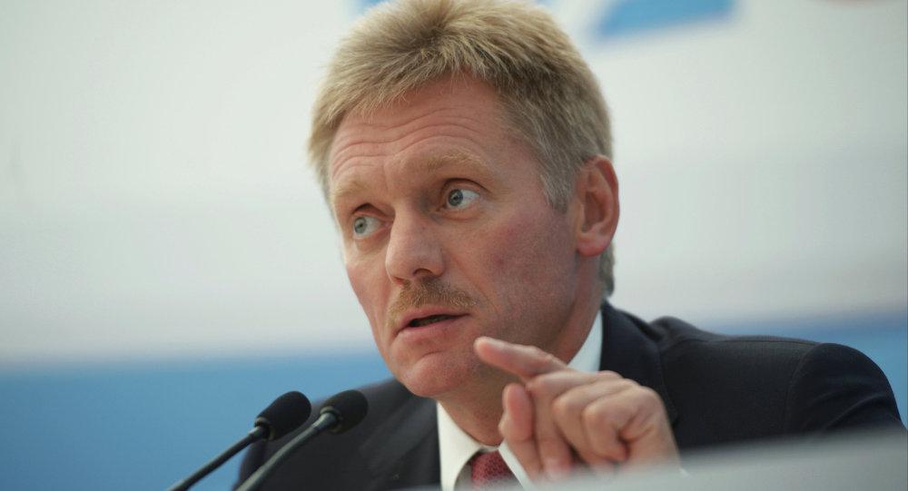 دمیتری پسکوف، دبیر مطبوعاتی رییس جمهور روسیه