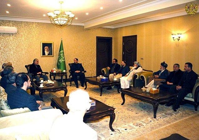 جمعیت اسلامی افغانستان از توافقنامه سیاسی میان اشرف غنی و عبدالله حمایت نکرد