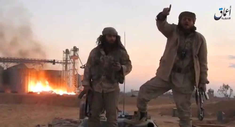 رسانه: اعضای خارجی داعش از شرکت در عملیات جنگی خودداری می کنند