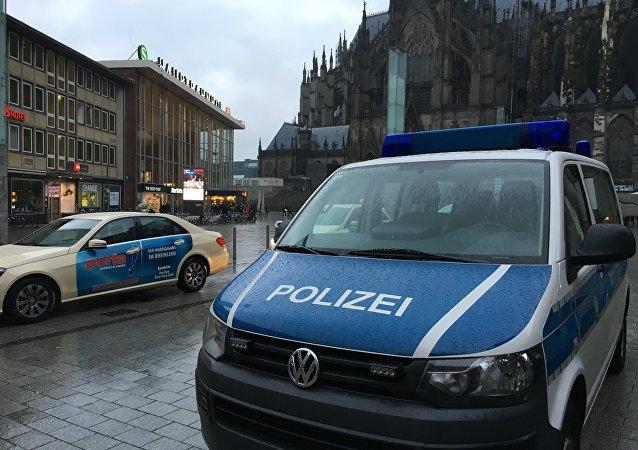 یک فرد مسلح گردشگران در آلمان را گروگان گرفت