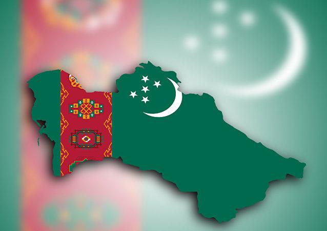 ترکمنستان تجهیزات جنگی را در مرز با افغانستان استقرار میکند