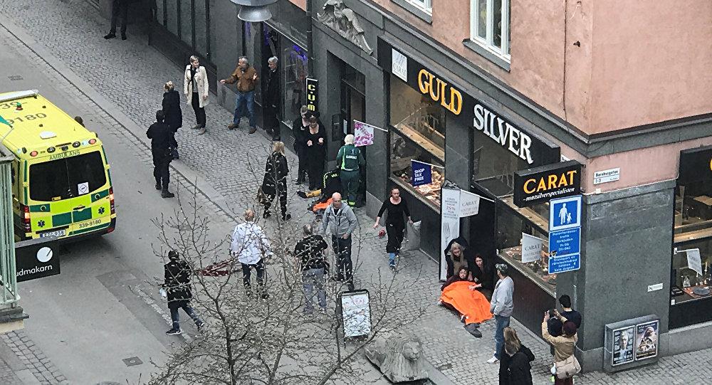 انفجار در گوتنبرگ سویدن در یک ساختمان مسکونی