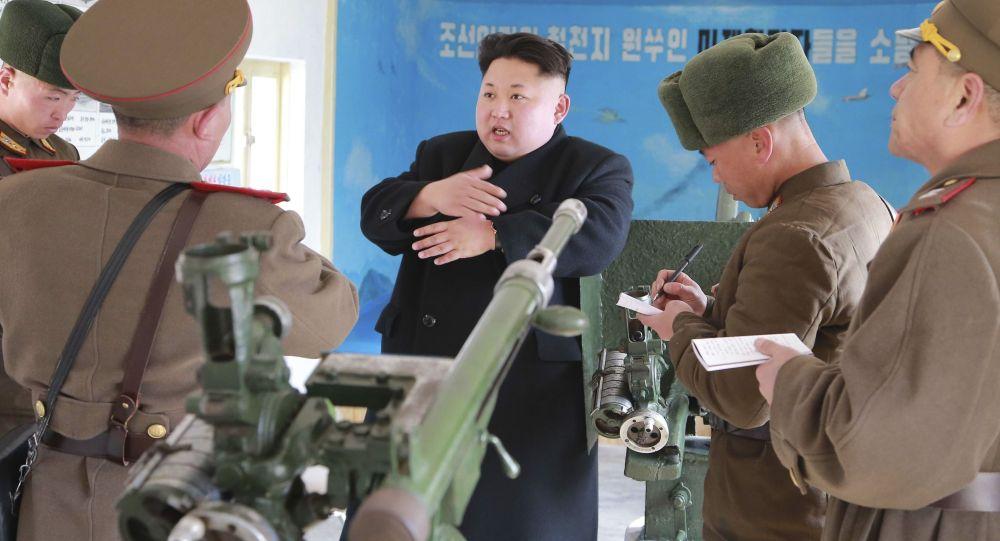 نقشه جنگ آمریکا با کوریای شمالی به سرقت رفت
