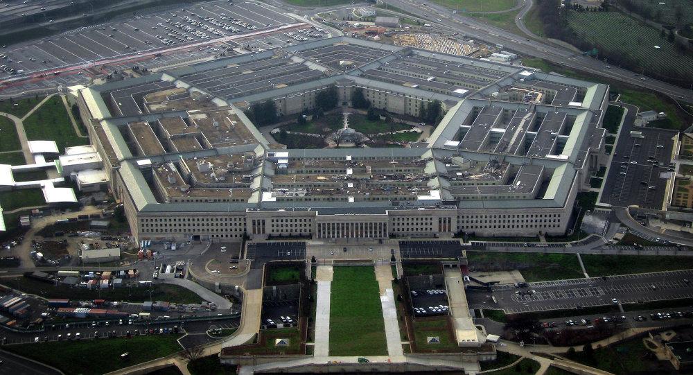 پنتاگن وزارت دفاع امریکا