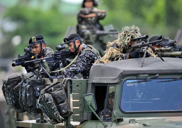 همه گروگانها در فیلیپین آزاد شدند