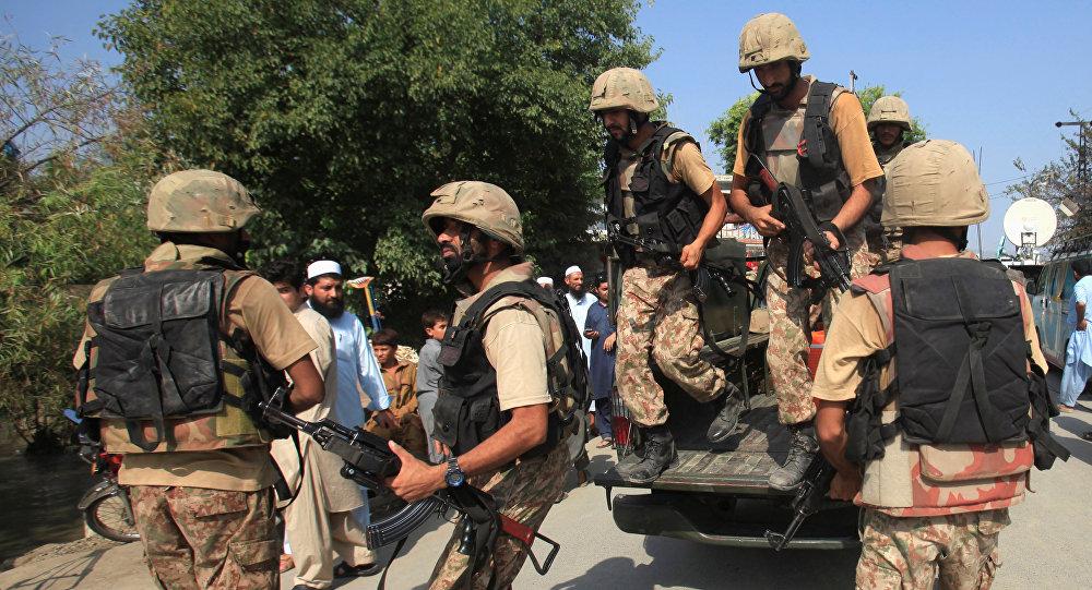 پنج نیروی امنیتی پاکستان در وزیرستان شمالی کشته شدند