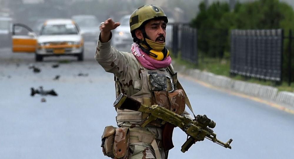 ولسوالی کلدار بلخ را از وجود طالبان پاکسازی شد
