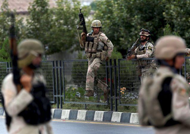 پنج مرد جنگی؛ نوشته تازه کاربران افغان به حمایت از مسئولان ملکی و نظامی ولایت غزنی