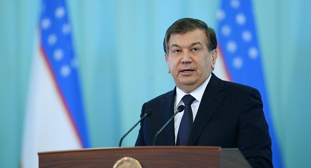 رئیس جمهور ازبیکستان