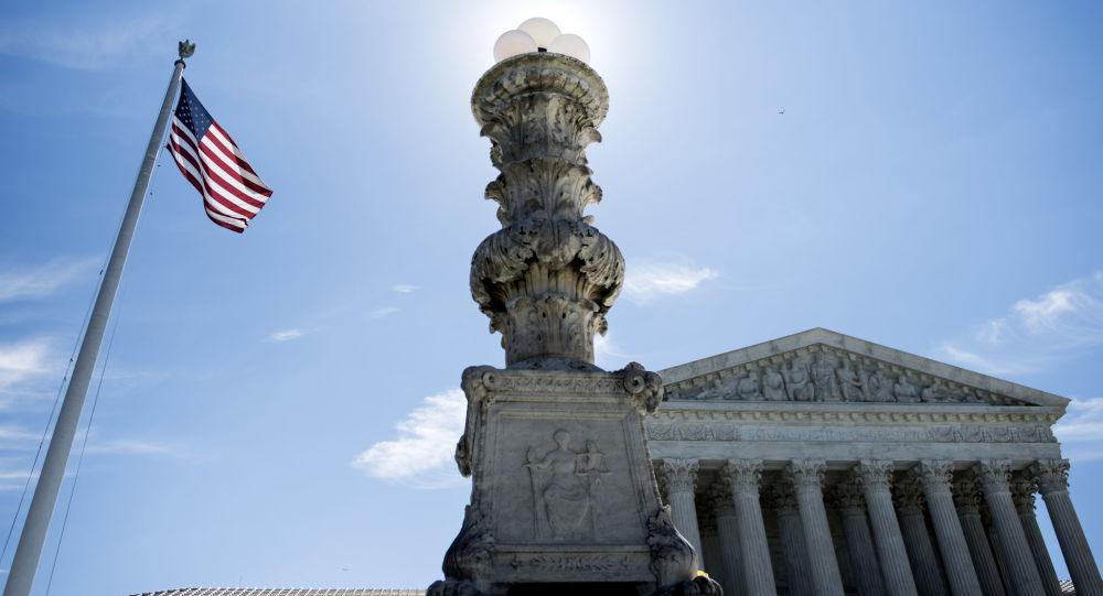 دیوان عالی امریکا تخلیه شد
