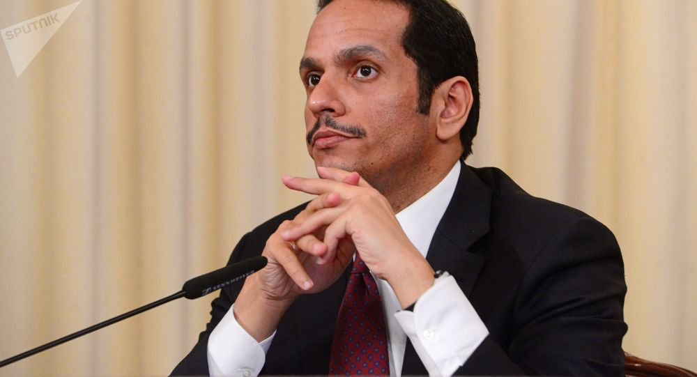 وزیر خارجه قطر علیه انزوای بینالمللی افغانستان و رهبری جدید آن