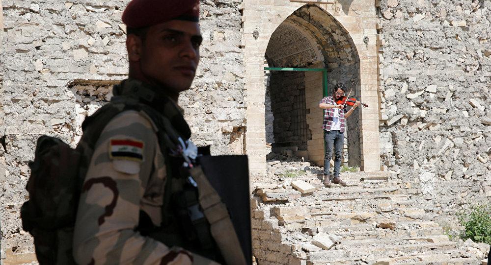 بازداشت خطرناک ترین تروریست در عراق