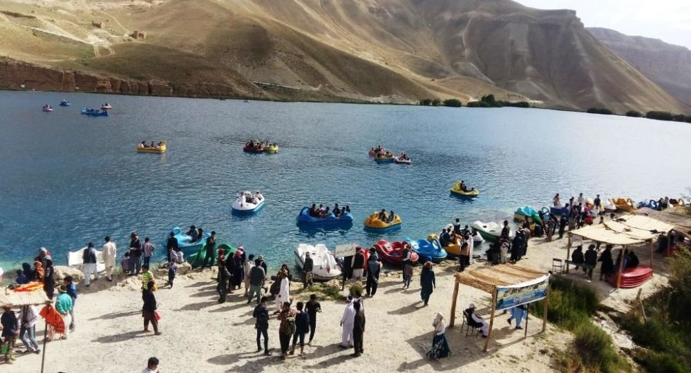 با وجود ناامنی، گردشگران خارجی از فرصتهای گردشگری افغانستان استفاده میکنند