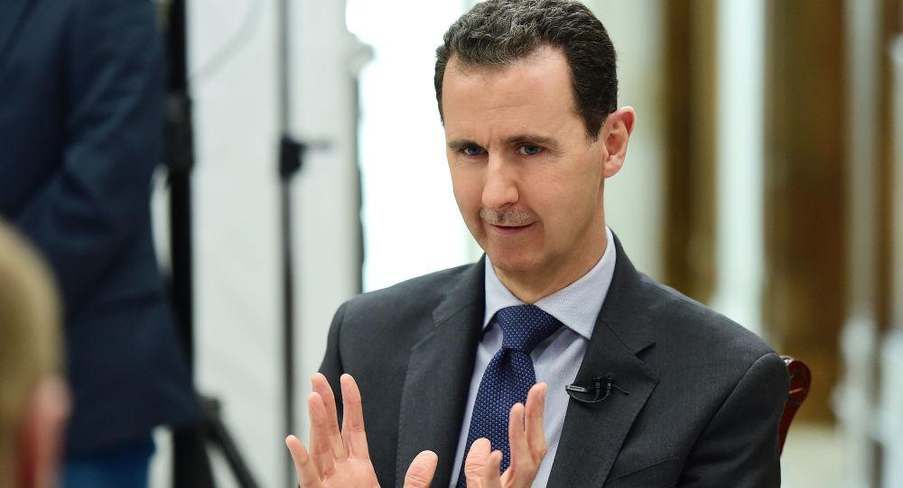 تکذیب شد؛ اسد واکسین نشده است