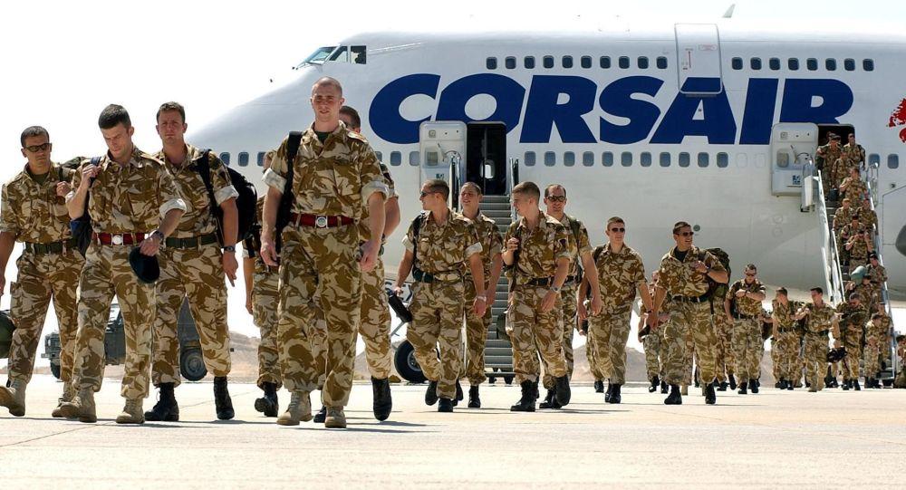 روند تخلیه شهروندان بریتانیا از افغانستان آغاز شد