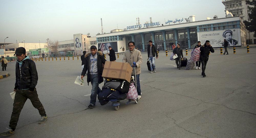 ۱۳۰ میلیون دالر؛ امنیت موقتِ میدان هوایی کابل یا تربیه پرسونل دایمی؟