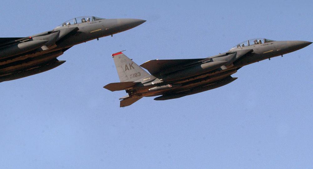 پرواز بم افکن های آمریکایی به سمت کوریای شمالی