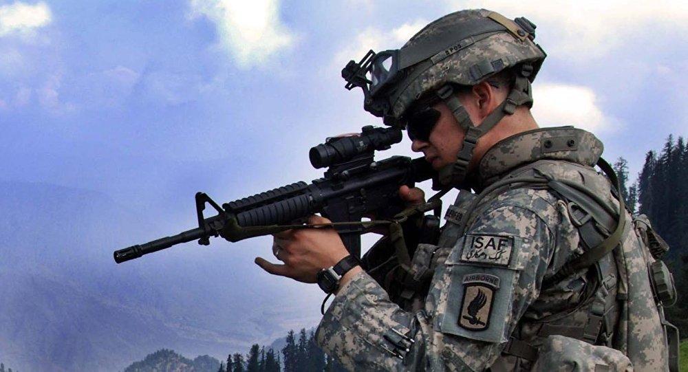 نظامیان امریکایی در افغانستان