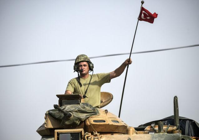 نیروهای ترکیه ای در افغانستان در اقدامات و عملیات های نظامی شرکت نمی کنند