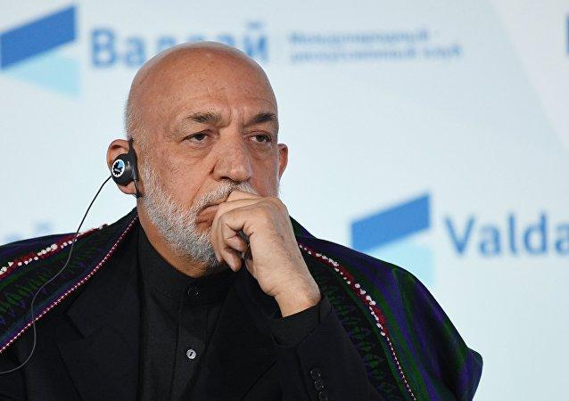 کرزی خواستار صلح از راه مذاکره است
