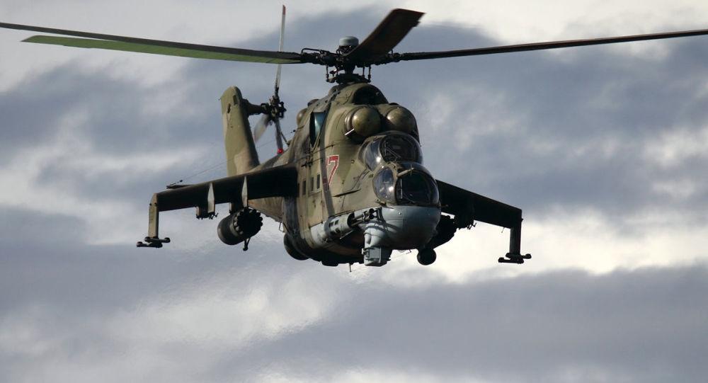 وعده همکاری ارمنستان به روسیه در راستای بررسی حادثه سقوط هلیکوپتر روسی