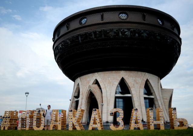 در شهر کازان برای تماشاگران جام جهانی هوتل متحرک ساخته میشود