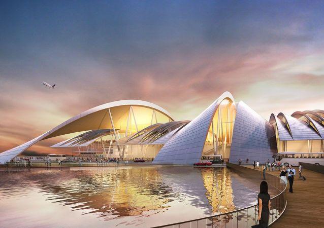 میدان هوایی نو در روستوف برای مسابقات قهرمانی جهان FIFA 2018 در اواخر نوامبر بوجود خواهد آمد